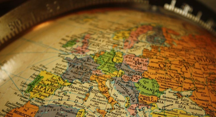 How Does Geography Affect History?