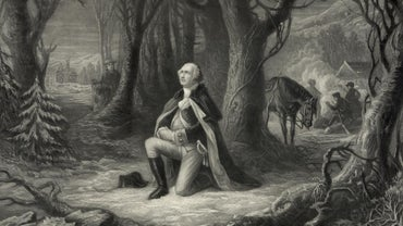 What Was George Washington's Height?