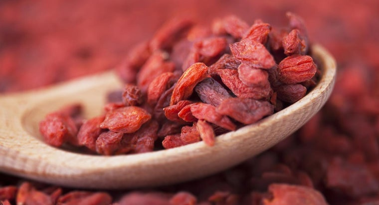 What Is a Goji Berry?