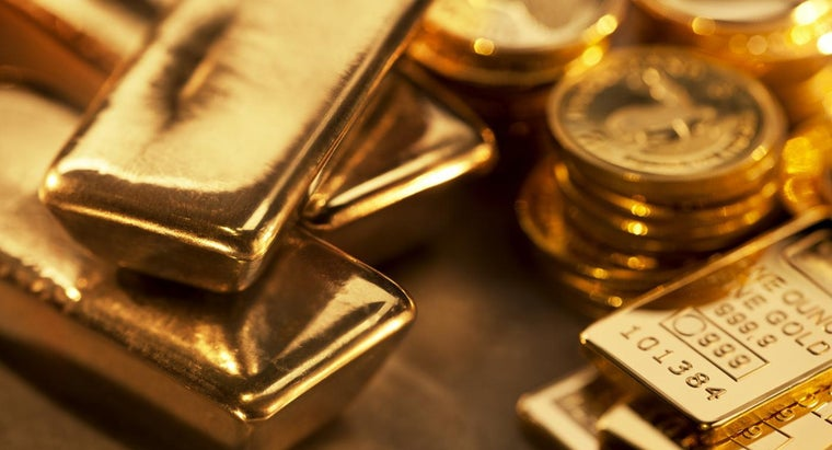 What Is Gold's Natural State?