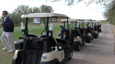 What Are Golf Cart Dimensions?