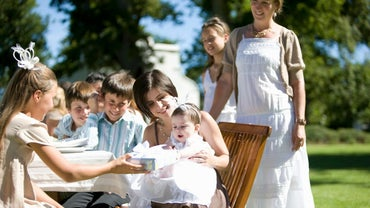 What Is a Good Christening Gift?