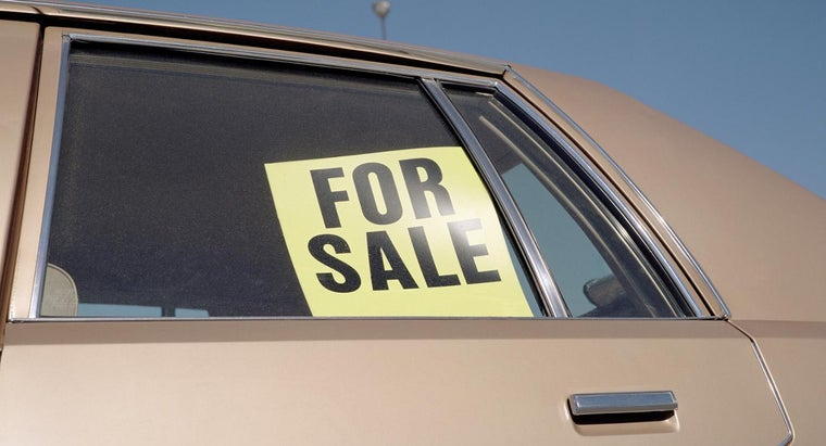 """Is It a Good Idea to Buy a Car Being Sold """"as Is""""?"""