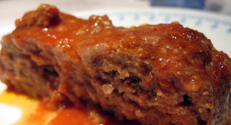 What Are Some Good Meatloaf Recipes?