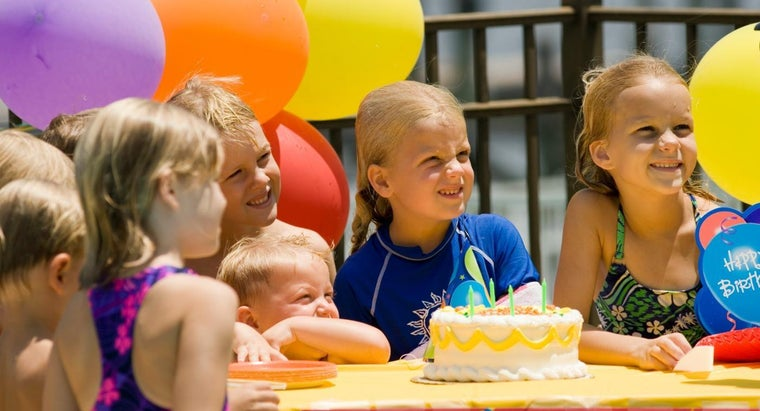 What Is a Good Place to Have a Kid's Birthday Party?