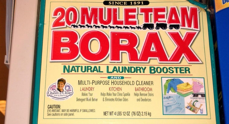 What Is a Good Substitute for Borax?