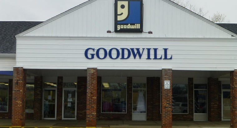 When Was Goodwill Founded?