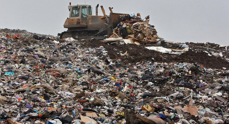 What Government Agency Oversees Landfills?