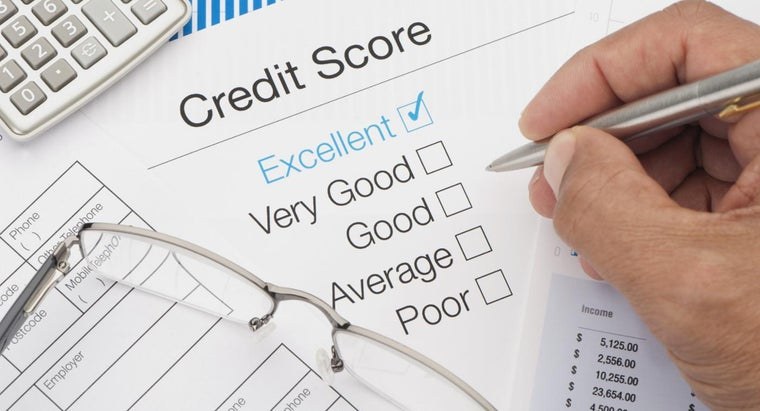 What Is a Great Credit Score?