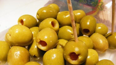Are Green Olives Good for You?
