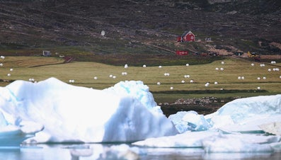 Is Greenland Actually Green?