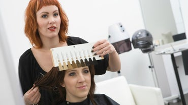 What Is a Hair Color Technician?