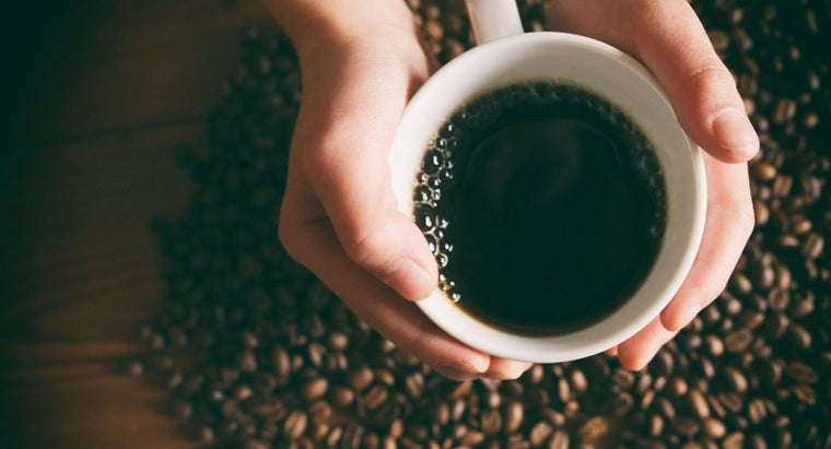 How Is Hair Dyed Using Coffee?