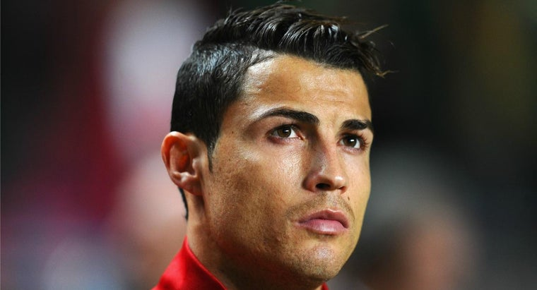Which Hair Gel Does Cristiano Ronaldo Use?