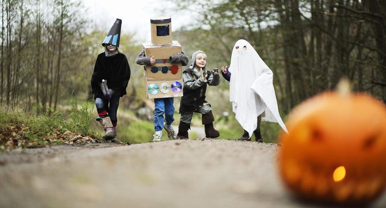 How Was Halloween Invented?