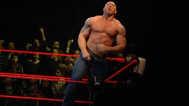 What Happened to Batista From the WWE?