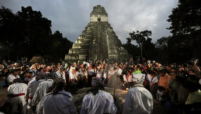 What Happens After the End of the Mayan Calendar?