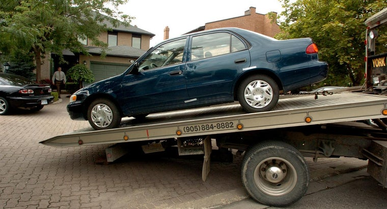 What Happens When Your Car Gets Repossessed and You Have a Loan on It?
