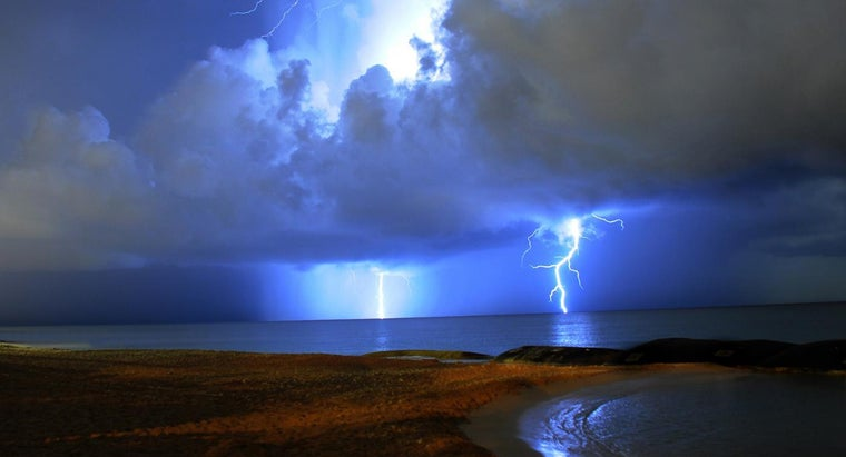 What Happens When Lightning Hits Sand?