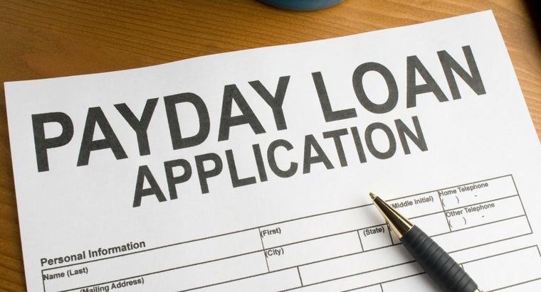 What Happens If a Payday Loan Is Not Repaid?