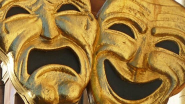 """What Are the """"happy/sad Masks"""" Called?"""