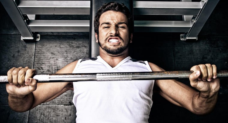 What Is the Heaviest Bench Press?