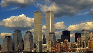 What Was the Height of the Twin Towers?
