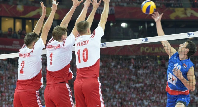 What Is the Height of a Volleyball Net?