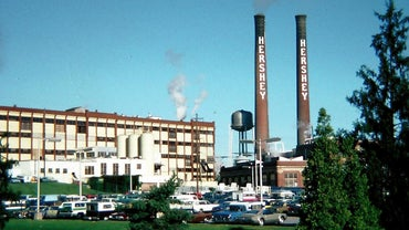What Was The Hershey Company's Slogan?