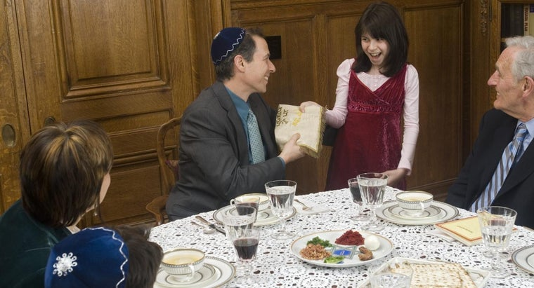 What Is Hidden During Seder?