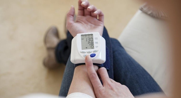 What Are High Blood Pressure Numbers?