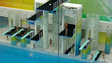 How High Is the Olympic Diving Board?