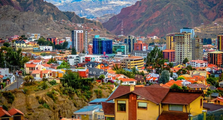 What Is the Highest Capital City in the World?