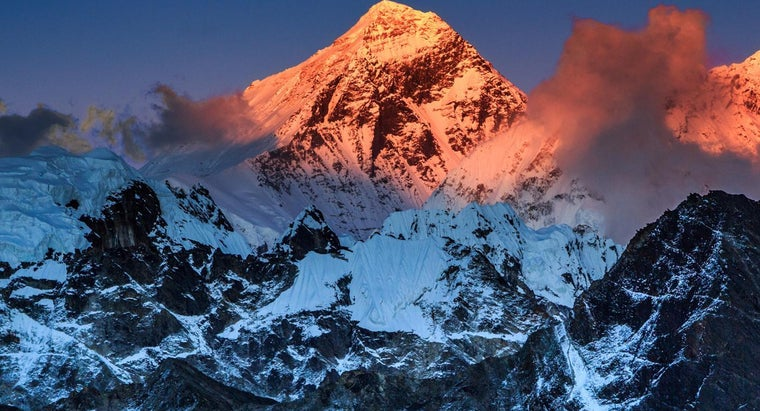What Is the Highest Point in China?