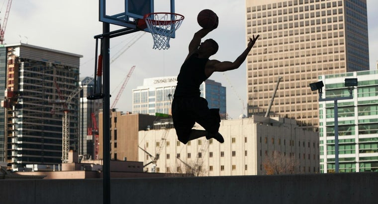 What Is the Highest Vertical Leap Recorded in NBA History?