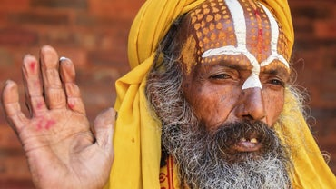 What Is a Hindu Religious Leader Called?