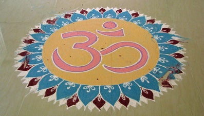 What Does the Hinduism Symbol Represent?