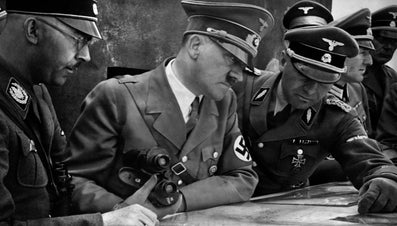 Why Was Hitler a Good Leader?