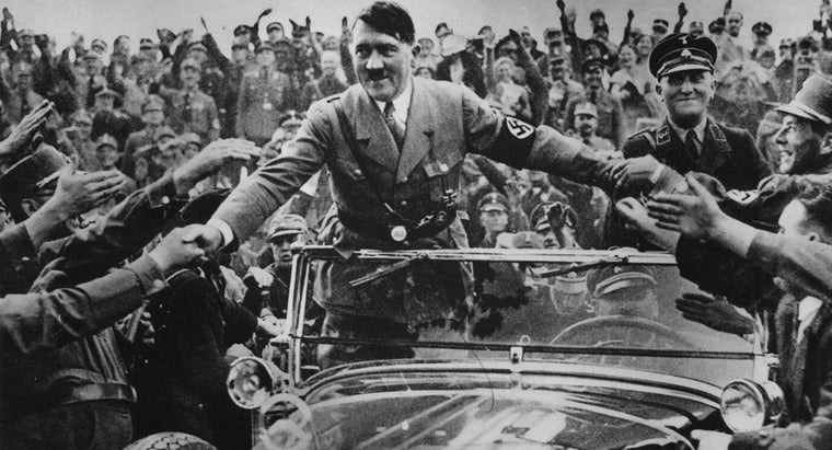 What Was Hitler's Middle Name?