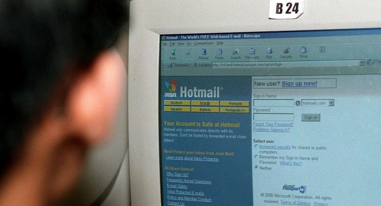 On What Holiday Was Hotmail Introduced?