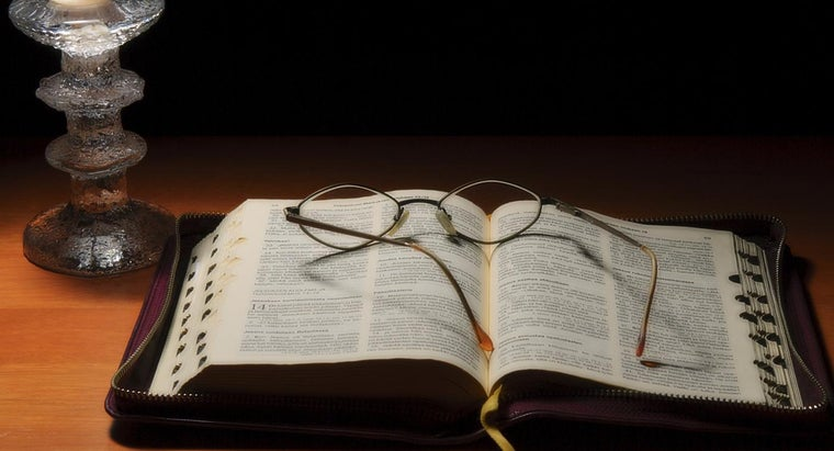 What Is the Holy Book of the Christians?