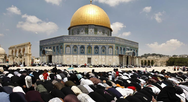 What Is the Holy Day of the Week for Muslims?
