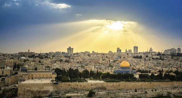 Where Is the Holy Land Located?