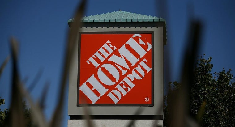 What Is Home Depot's Credit Card Payment Address?