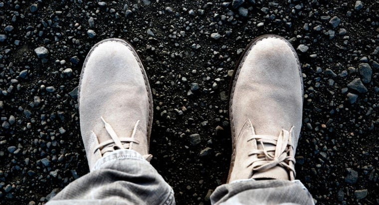 What Are Some Home Remedies for Cleaning Suede Shoes?