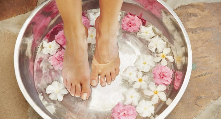 What Are Some Home Remedies to Soften Feet?