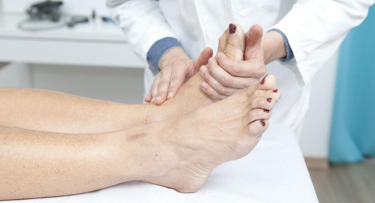What Are Some Home Remedites for Heel Pain?