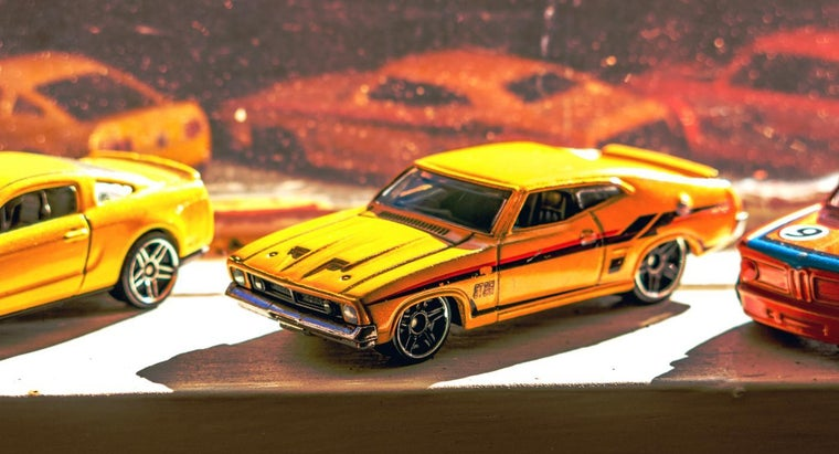 Where Are Hot Wheels Made?