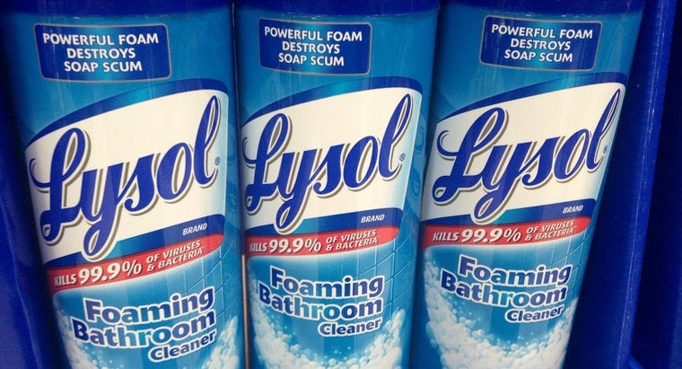 What Household Items Contain Hydrochloric Acid?