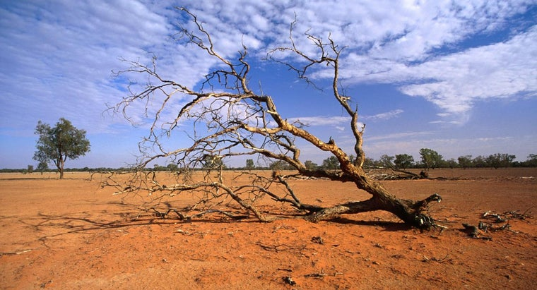 How Do Droughts Form?